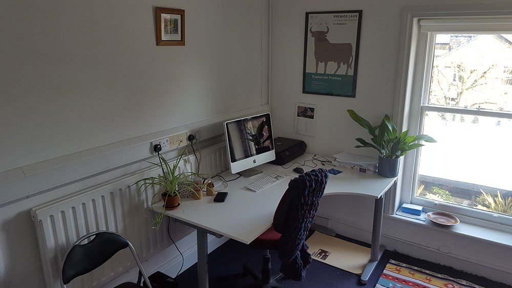 Looking for deskspace in Sheffield?