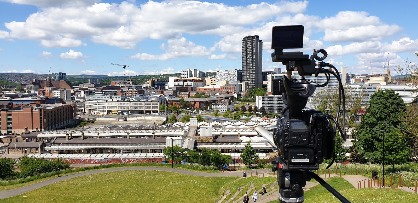 Sheffield on Screen: Communicating Our Local Culture Through Film and Video